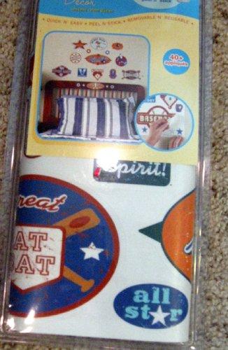 Baseball Nursery Decor front-1063145