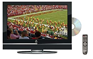 Pyle Home PTC27LD 26-Inch LCD HDTV with Built-In DVD Player
