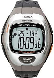 Timex 5H911 Zone Trainer Heart Rate Monitor - Fullsize Watch