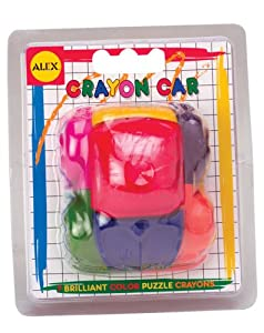 Crayon Car