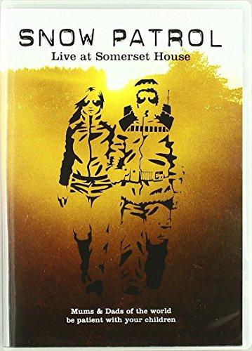 Snow Patrol - Live At Somerset House [Edizione: Regno Unito]