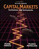 Capital Markets:Institutions And Instrument