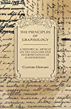 img - for The Principles of Graphology - A Historical Article on the Analysis and Interpretation of Handwriting book / textbook / text book
