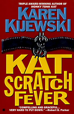 Image for Kat Scratch Fever (Kat Colorado Mysteries)
