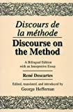 Discours De La Methode: Philosophy (026800871X) by Descartes, Rene