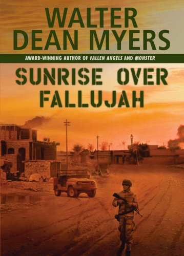 sunrise over fallujah Sunrise over fallujah [walter dean myers] on amazoncom free shipping on  qualifying offers robin birdy perry, a new army recruit from harlem, isn't quite.