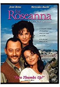 For Roseanna [DVD] [1997] [Region 1] [US Import] [NTSC]