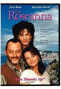 For Roseanna