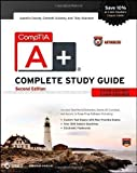 img - for CompTIA A+ Complete Study Guide Authorized Courseware: Exams 220-801 and 220-802 2nd (second) Edition by Docter, Quentin, Dulaney, Emmett, Skandier, Toby published by John Wiley & Sons (2012) book / textbook / text book