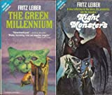 The Green Millennium / Night Monsters (0441303005) by Fritz Leiber