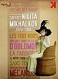 echange, troc Coffret Nikita Mikhalkov - 1970-1980