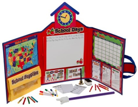 51QX91Q5Z2L Learning Resources Pretend & Play School Set