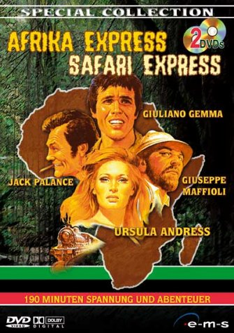 Afrika Express / Safari Express [2 DVDs]