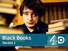 Black Books - Season 1