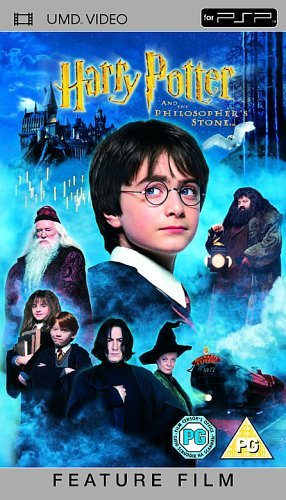 Harry Potter And The Philosopher's Stone [UMD Mini for PSP] [2001] by Daniel Radcliffe