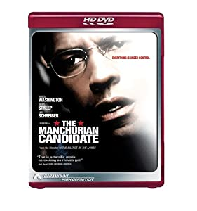 The Manchurian Candidate [HD DVD]