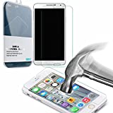 Galaxy Note 4 Screen Protector, CellBee® [Shielding Gladiator] Samsung Galaxy Note 4 Premium High Definition Shockproof Clear Tempered Glass Screen Protector 0.3mm Thickness 2.5D Curved Edge for Samsung Galaxy Note 4