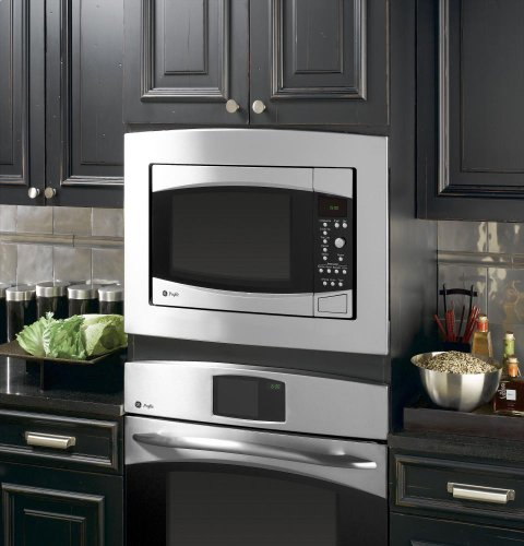 "Best Price! GE Profile Deluxe 30"" Trim Kit In Stainless Steel"