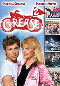 "Cover of ""Grease 2"""