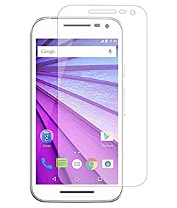 CarryWrap Premium tempered glass for Moto G plus 4th generation