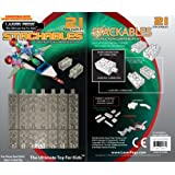 Laser Pegs Stackables Construction Compatability Kit