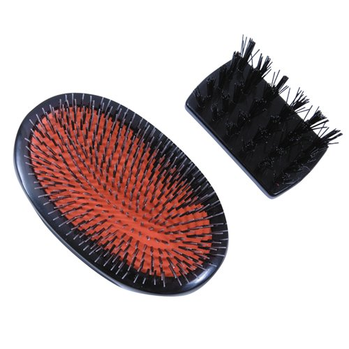 Mason Pearson Junior Bristle and Nylon Military Brush