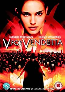 V for Vendetta [DVD] [2006]