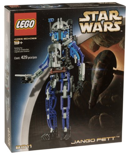 Lego Star Wars Boba Fett Sets Lego Star Wars Jango Fett