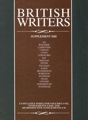 British Writers Supplement