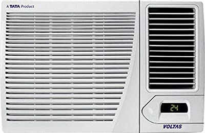Voltas 1.5T182CYE Window AC (1.5 Ton, 2 Star Rating, White)