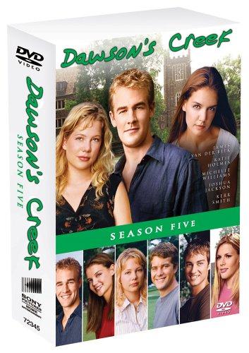 Dawson's Creek - Season Five [6 DVDs]