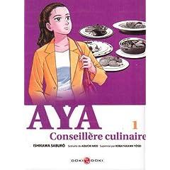 Aya, Conseillère culinaire - Ishikawa Saburô