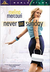 "Cover of ""Never on Sunday"""