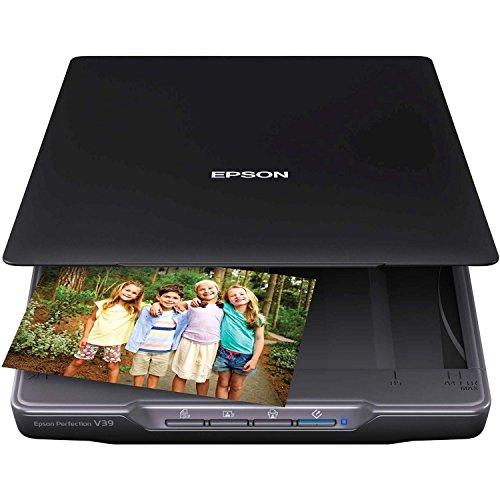 Epson-B11B232201-Perfection-V39-Flatbed-Scanner-4800-dpi-Optical-48-bit-Color-16-bit-Grayscale-USB
