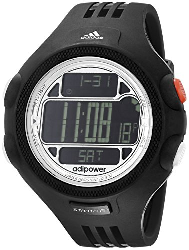 adidas-Unisex-ADP3130-Black-Digital-Watch-with-Polyurethane-Band