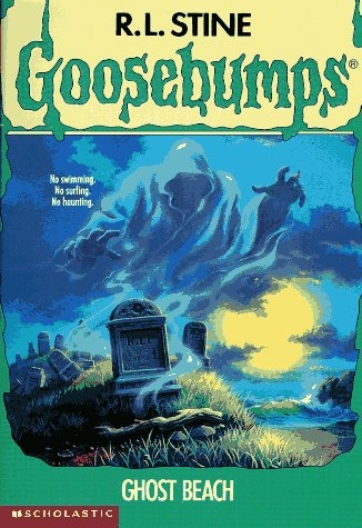 Ghost Beach by R.L. Stine
