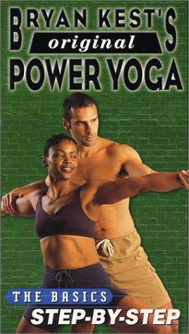 Bryan Kest - Power Yoga Basics Step by Step [VHS] (Power Yoga Bryan Kest compare prices)