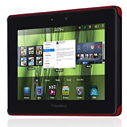 Incipio BlackBerry PlayBook feather Ultralight Hard Shell Case - Iridescent Red