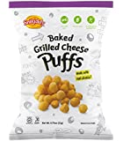 Snikiddy Baked Cheese Puffs, Grilled Cheese, .75 Ounce (Pack of 72)