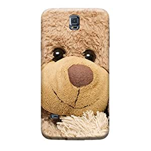 Ebby Premium Printed Mobile Back Case Cover With Full protection For Samsung S5 (Designer Case)
