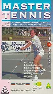 Tony Roche Master Tennis: Backhands [VHS]
