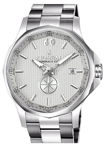 Corum Admirals Cup Legend Automatic Stainless Steel Mens Watch Calendar 395.101.20-V720.FH10