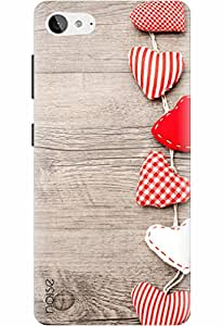 Lenovo Z2 Plus Cover, Designer Printed Back Case for Lenovo z2 plus / Wood / Love Design - By Noise (GD-218)