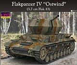 """Funda 07209 1/72 Flak Panzer IV """"viento"""" (Spanish anti-aircraft"""