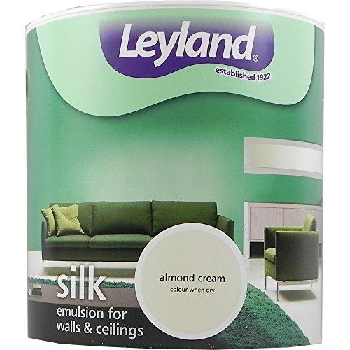 leyland-paint-water-based-interior-vinyl-silk-emulsion-almond-cream-25-litre