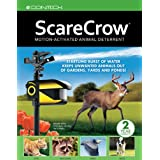 NEW Battery Operated Garden Animal Repellent Motion Activated Animal Deterrent by Unknown