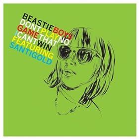 Don't Play No Game That I Can't Win (SebastiAn Remix) [feat. Santigold] [Explicit]