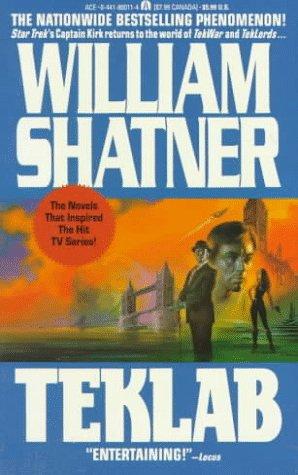 Teklab, William Shatner