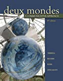 img - for Deux mondes: A communicative approach, Sixth Student Edition book / textbook / text book