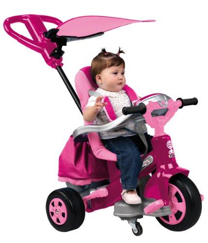 Imagen 4 de FEBER - Triciclo Baby Twist Niña (Famosa) 800007099